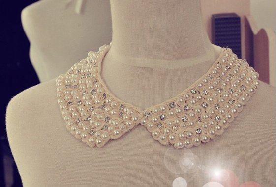 Free-Shipping-Lace-Pearl-Collar-Collarbantd-5pcs-lot