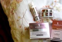 Afrodita Pearl Prestige Beauty Elixir & Deluxe Moisturizing Cream