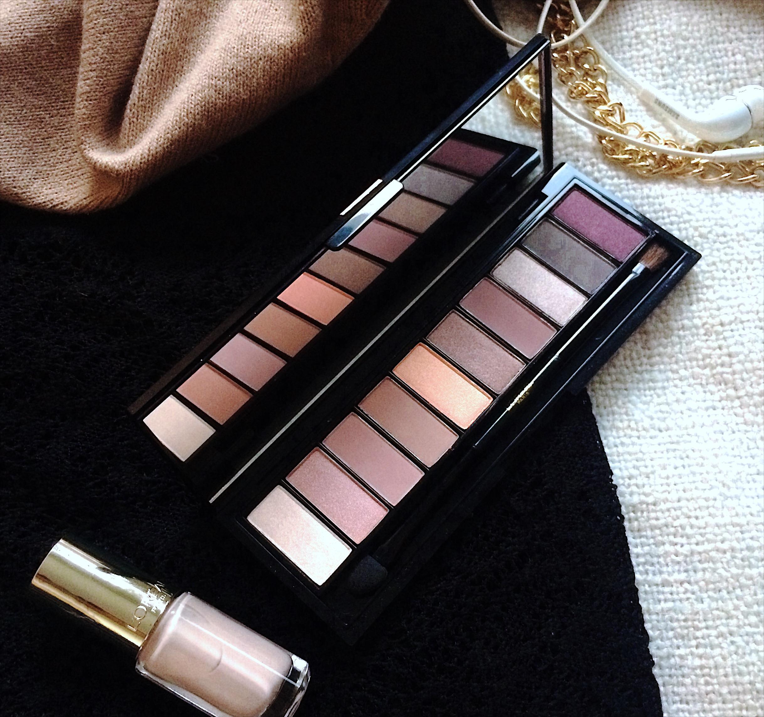L'Oréal La Palette Nude 01 Rosé nude nailpolish