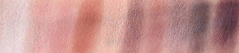 L'Oréal La Palette Nude 01 Rosé swatch