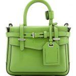 Neiman MArcus - Reed Krakoff Boxer Micro Tote Bag, Green