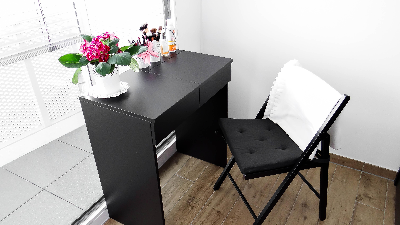 IKEA Brimnes vanity desk Cydonia